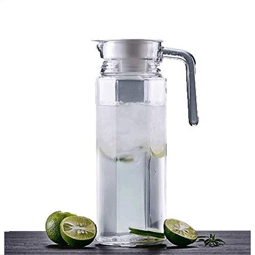 Hittebestendige glas, koele fles, koude ketel, grote capaciteit, gelieve controle van de temperatuur verschil op 60 graden, alstublieft opwarmen voordat u het kokende water JXLBB