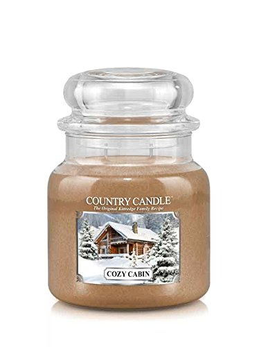 Cozy Cabin Giara Media Country Candle