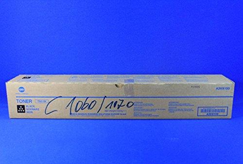 Konica Minolta TN-619BK 66500pages - Tóner para impresora láser (66500 páginas, color negro, 1 unidad)