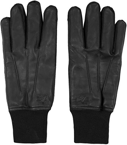 Alpha Industries B3 Handschuhe Schwarz M