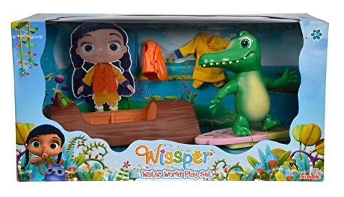 Simba 109358372 - Wissper Wasserwelt Spielset