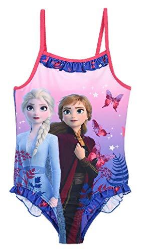 Frozen Mädchen Badeanzug