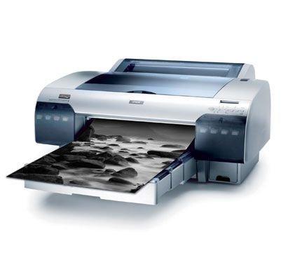 Epson Stylus Pro 4880 Tintenstrahldrucker (Format A2+/431.8 mm (17 Zoll), 8-Farben)