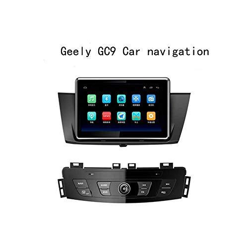 CSJD Car Navigation,Geely GC9, 10.2 Inch Car Video Player Android 8.1 Car Audio Radio GPS Navigator
