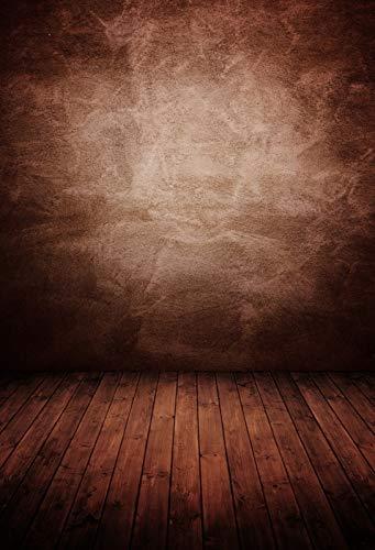 Fondos de Pared Gris para fotografa Parte de ladrillo Retrato de mueca Fondos de fotografa de Interiores Photocall Photo Studio A26 5x3ft / 1.5x1m