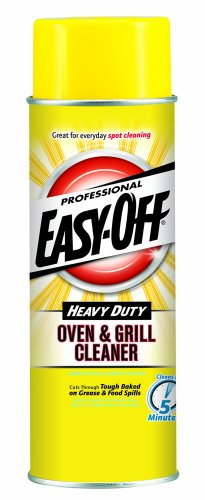 Easy off Heavy Duty Oven and Grill Cleaner, 48 Ounce