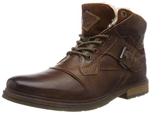 bugatti Herren 321622533200 Klassische Stiefel, Braun, 40 EU