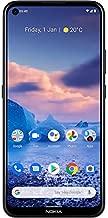Nokia 5.4   Android 10   Unlocked Smartphone   2-Day Battery   Dual SIM   US Version   4/128GB   6.39-Inch Screen   48MP Quad Camera   Polar Night