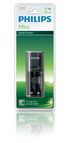 Philips SCB1210NB/12 MultiLife Mini Akkuladegerät für 1-2 x AA/AAA (220-240V) exkl. Batterien