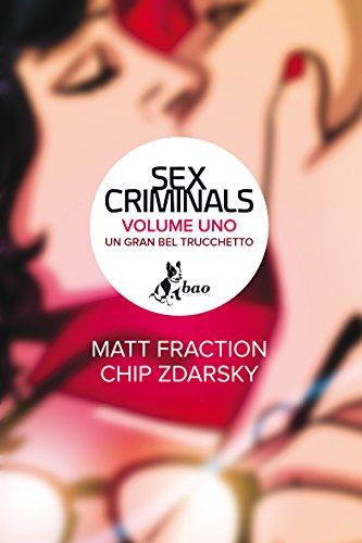 Sex Criminals 1 (Italian Edition)
