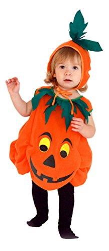 EOZY-Disfraz Halloween Bebe 3 a 6 Años,Disfraz de Calabaza para Niños Niñas Disfraces de Mono para Halloween Carnaval Navidad Fiesta Cosplay