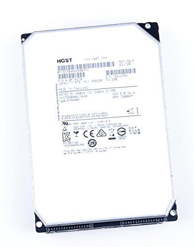 HGST Ultrastar He6 6TB / 6000 GB 6G 7.2K SAS 3.5' Festplatte / Hard Disk - HUS726060ALS640