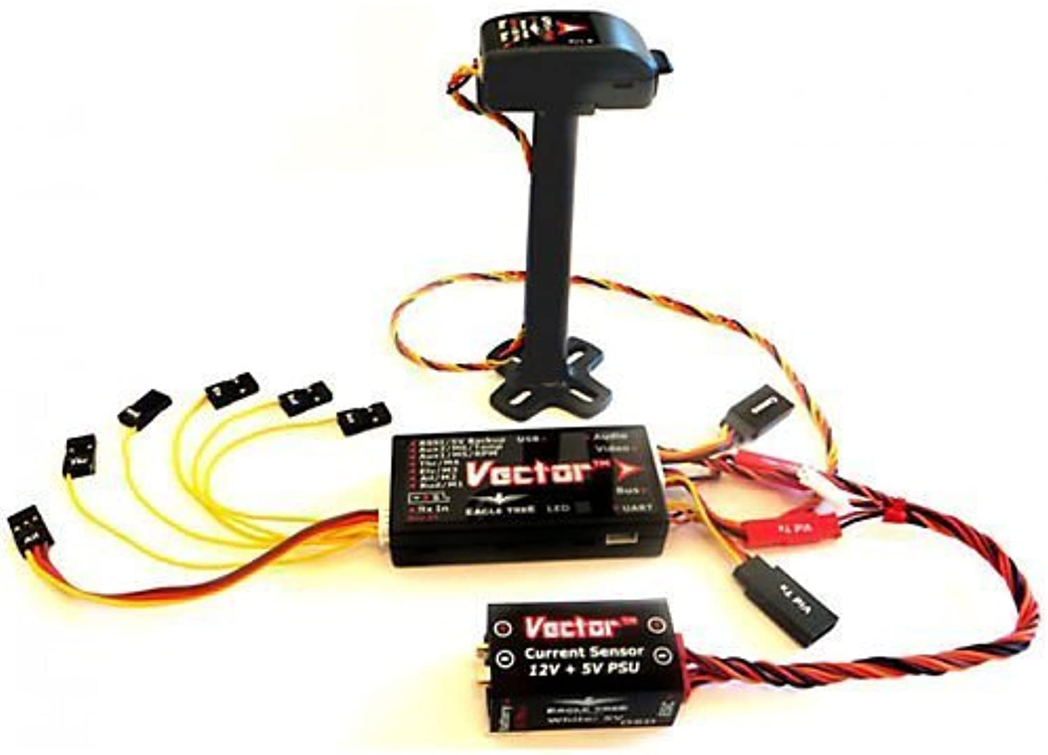 promocionales de incentivo Vector Flight Controller Controller Controller Deans Connectors + OSD by Eagle Tree  descuento