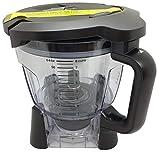 Ninja 64oz (8 Cup) Food Processor Bowl with Locking Lid Only for BL680 BL681 BL682 BN801 BL910 Blender