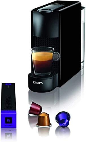 Krups XN1108 Nespresso Essenza Mini Macchina per il Caffè,1260 watts, 0.6 L,...