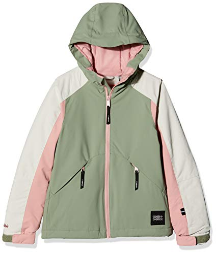 O'Neill Mädchen PG Dazzle Jackets Snow, Lily Pad, 164