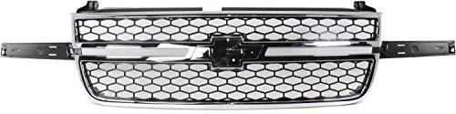 06 chevy silverado 2500 grill - 2