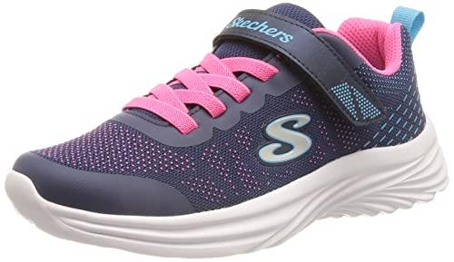 Skechers Dreamy Dancer Radiant Rogue Sneaker, Navy, 36 EU