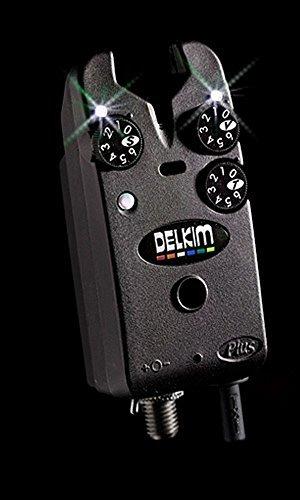 Delkim TX-I Plus Bite Alarms: White by Delkim Ltd
