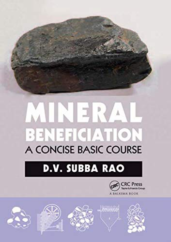 Mineral Beneficiation: A Concise Basic Course (English Edition)