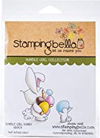 Stamping Bella Cling Stamps-Bundle Girl Bunny