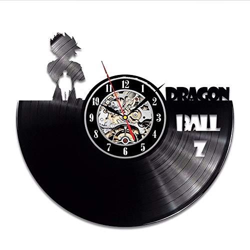 Preisvergleich Produktbild txyang Anime Sasuke Manga Kakashi Vinyl Record Clock Decor Wall Design Art in US