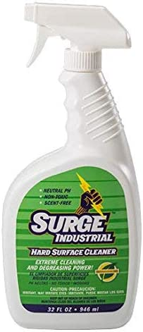 Surge Industrial Hard Surface Cleaner Seasonal Sale Special Price Wrap Introduction 32 oz bottle - Spray