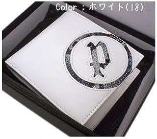 [ポリス] イタリアンレザーシリーズ 二つ折り財布 0512/PA5502
