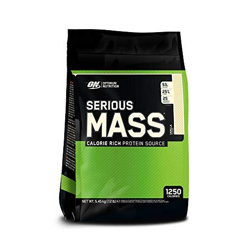 Serious Mass 5.4kg (Vanilla)