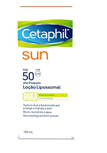 Sun FPS 50 Loção Lipossomal, Cetaphil