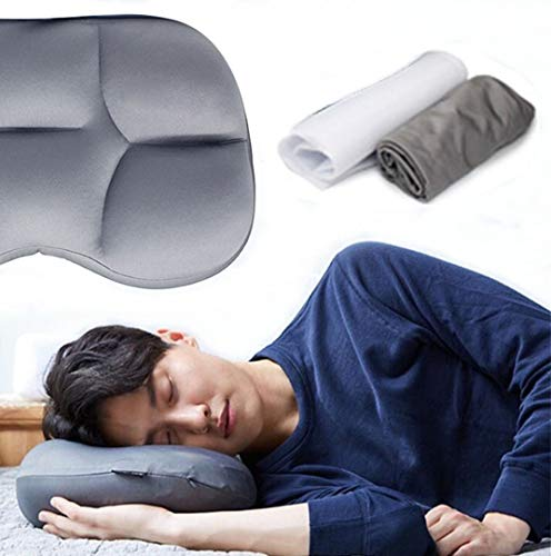 cho all-Round Sleep Pillow-Maintain Comfortable Sleep Position,Free to Get Pillowcase And Machine Wash Bag