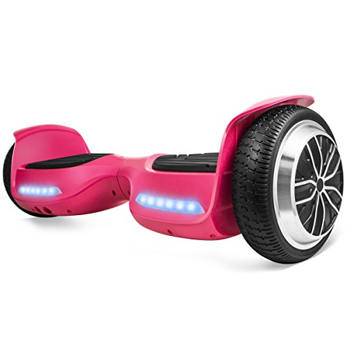 Self-Balancing Scooter with Bluetooth Speaker by XtremepowerUS