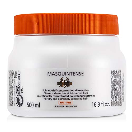 Kérastase Nutritive Masquintense Irisome feines Haar 500 ml Feuchtigkeitsgebende Haarmaske für feines Haar