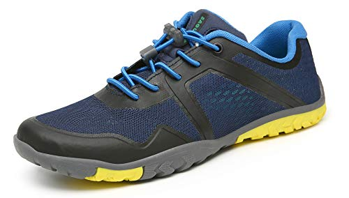 SAGUARO Zapatos Descalzo Hombre Mujer Calzado de Trail Running Antideslizante Zapatillas Deportes...