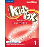 [(Kid's Box Level 1 Teacher's Resource Book with Online Audio)] [Author: Caroline Nixon] published on (March, 2014) - CAMBRIDGE UNIVERSITY PRESS - 24/03/2014