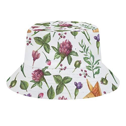 Brand Free Sombrero de cubo para mujeres y niñas, unisex, sombrero de playa, plegable, verano, viajes, sol, dulces, pescador, gorra para adolescentes
