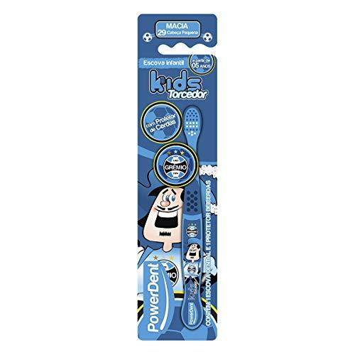 Escova Dental Torcedor Grêmio Kids, Power Dent