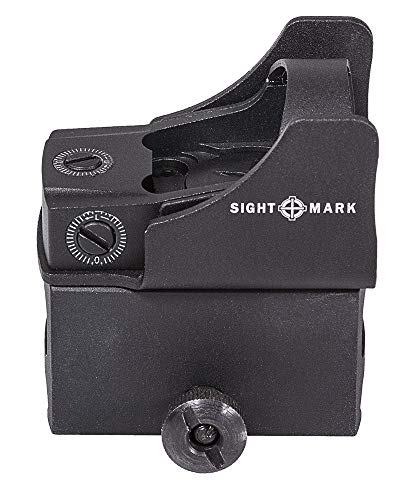 Sightmark Mini Shot Pro Spec Red Reflex Sight with Riser Mount
