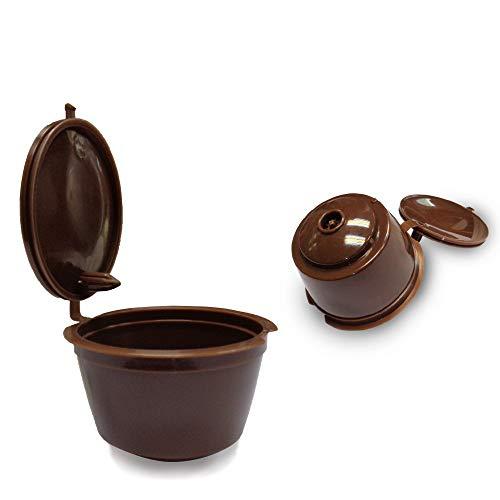 Capsulas Reutilizables compatibles con cafetera Dolce Gusto