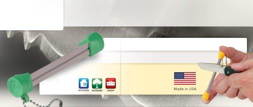 Lansky Multi Sharpener - ook voor messen met zaagtanden