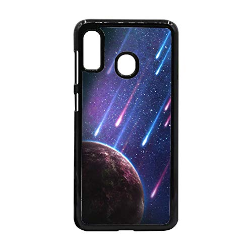 N-brand Use As Galaxy A30 Phone Shells Hard Plastic Fashionable Printing Meteor Shower For Girl Choose Design 63-5