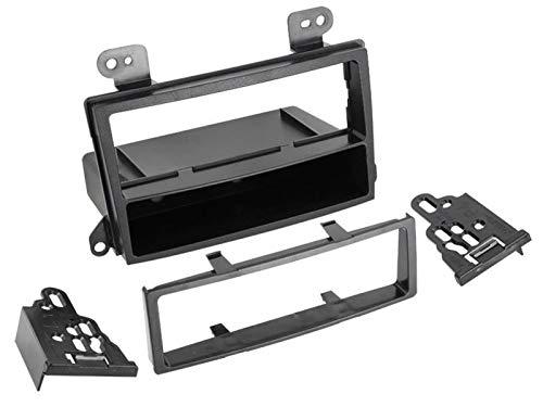 Support 1Din pour Mazda MPV 00-06 Avec vide poche - Noir ADNAuto
