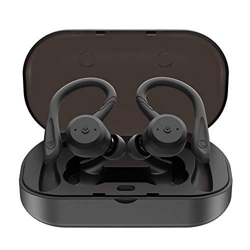 Auriculares Inalámbricos BE1018 TWS True IPX7 Auriculares Estéreo A Prueba De Agua Estéreo En La Oreja De Bluetooth 5.0 Con Micrófono De Caja De Carga, Reducción De Ruido, Retardo De Audio Súper Bajo