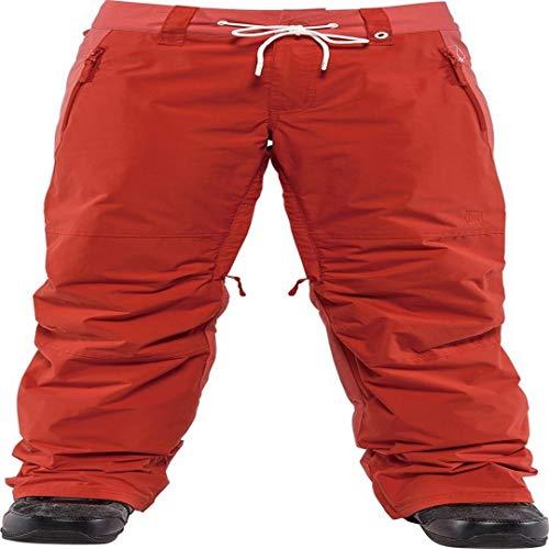 Nitro Snowboards Hose Vail 6W Hose S - Tomato/Sunburn