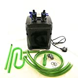 Best Aquarium Canister Filters - Jebao One Touch External Fish Tank Canister Aquarium Review