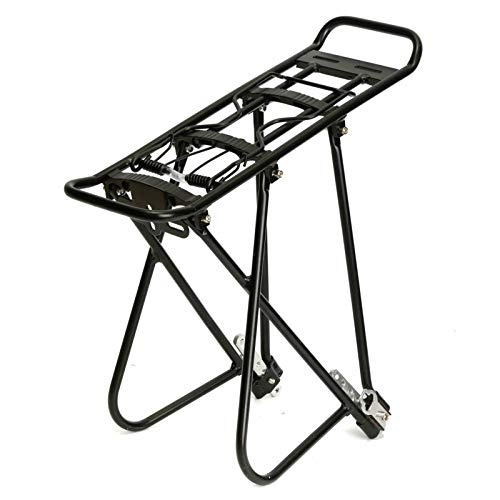 HO-TBO Bicycle Rear RackBicycle Racks Bicycle Luggage Carrier MTB Bicycle Mountain Road Bike Rear Rack For 24-27' Suitable For Bicycle Installation