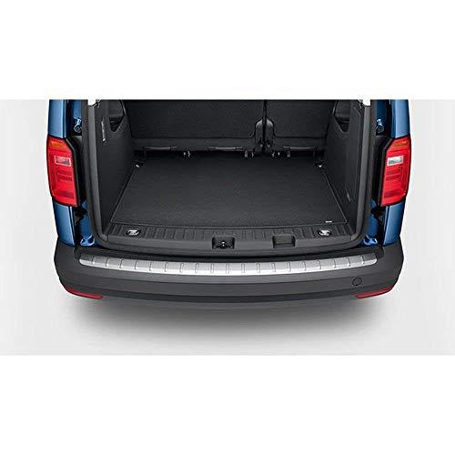 VW Caddy IV Ladekantenschutz Edelstahloptik Original Schutz Ladekanten Leiste 2K5061195