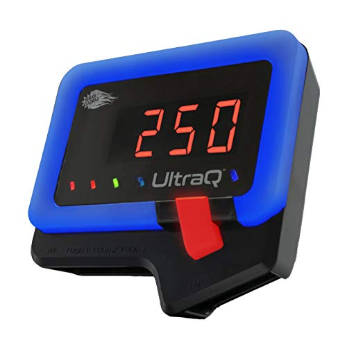 BBQ Guru UltraQ Bluetooth und WLAN Thermometer mit Temperatursteuerung Keramik Set