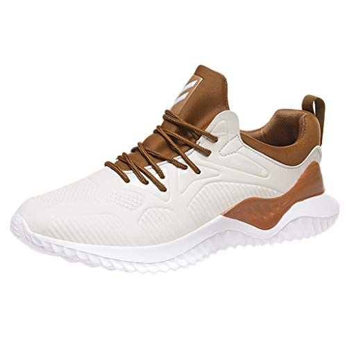 Automne Hiver LuckyGirls Chic INS Outdoor Men's Flats Lace-Up Comfortable Lightweight Walk Chaussures de Sport Sneakers