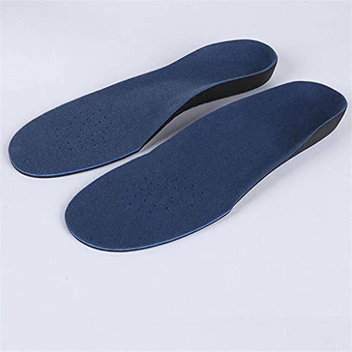 XJJZS Ortesis de pie Plano Cubitus Varus Almohadillas de cojín para pies ortopédicos Plantillas de Cuidado para Hombres y Mujeres Unisex Soporte de Arco Almohadilla para Zapatos Deportivos